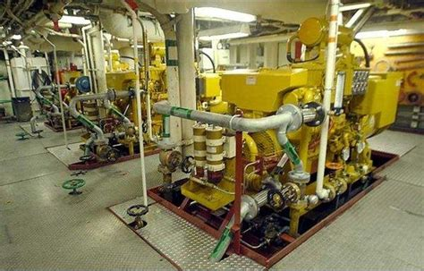 Shark Diesel Engine R 175 7 Hp Limited reasons for using high voltage systems on board ships