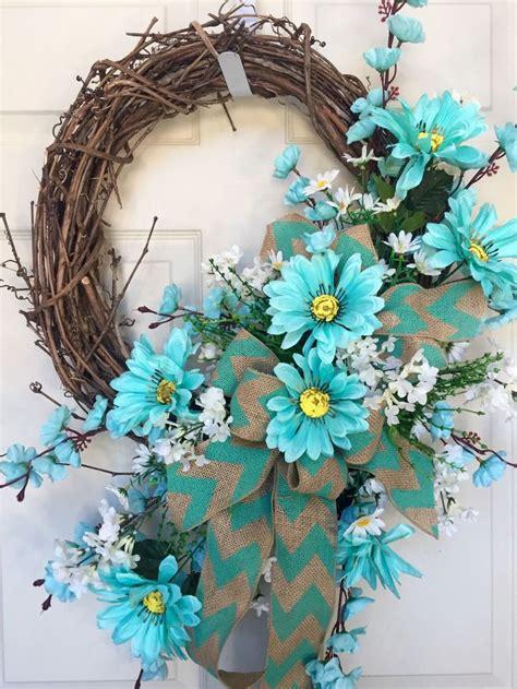 1000 Images About Makin Wreaths Summer Wreath Ideas Pilotproject Org