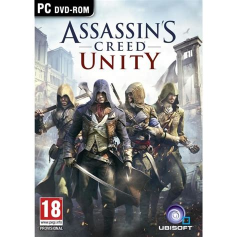 assassins creed unity abstergo 1783295473 assassin s creed unity pc achat vente jeu pc assassin s creed unity pc soldes cdiscount