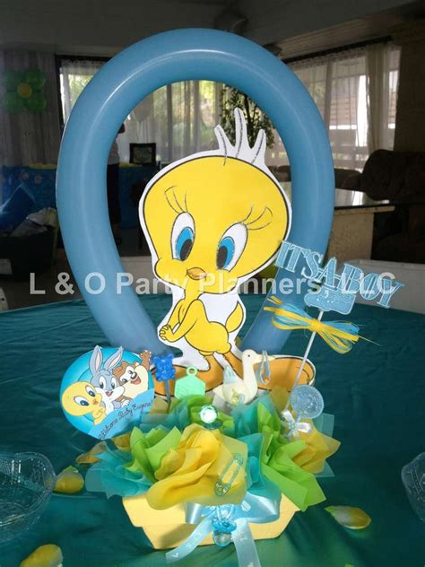 Baby Looney Tunes Baby Shower Supplies by Baby Looney Tunes Baby Shower Ideas Photo 21 Of 34
