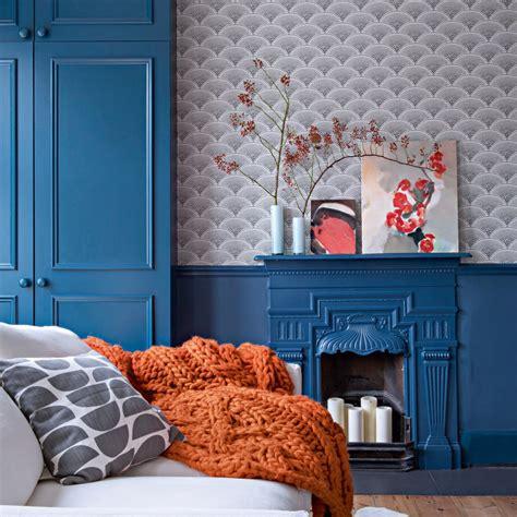 Salon En Bleu by Osez Le Bleu Dans Votre Salon