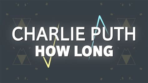 download mp3 charlie puth how long free charlie puth how long lyrics download