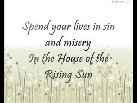 haley reinhart house of the rising sun house of the rising sun lyrics haley reinhart youtube
