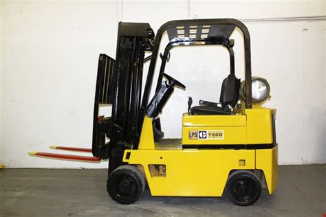 Caterpillar Mitsubishi Safety 1989 caterpillar t30d used forklifts denver call 720 282 1772