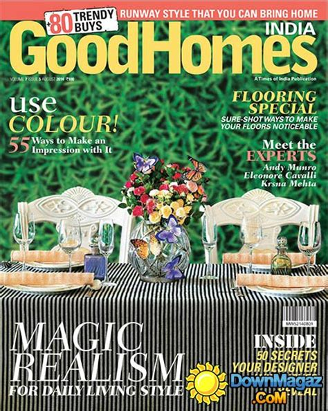 home design magazines india goodhomes india august 2014 187 download pdf magazines