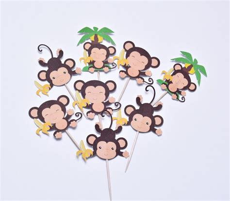 Diy Monkey Baby Shower Decorations by Best 20 Monkey Baby Shower Decorations Ideas On