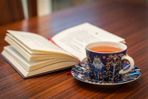 the book of tea tips books of tips books book books mug tea china owl reading darjeeling still