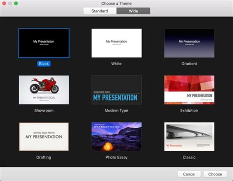 Apple Keynote Style Powerpoint Template Gallery Powerpoint Template And Layout Apple Keynote Powerpoint Template