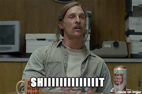 True Detective Season 2 Meme - 25 hilarious true detective memes because there will