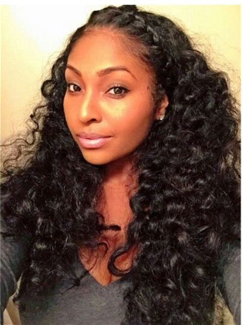 Half Weave Hairstyles by 5 Simple Ways To Blend Hair With Half Wigs Tgin