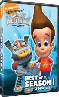 adventures  jimmy neutron boy genius videography