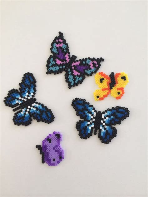perler butterfly butterflies perler perler perler