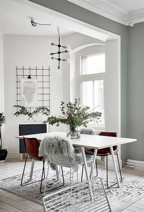 scandinavian dining room best 25 scandinavian dining rooms ideas on