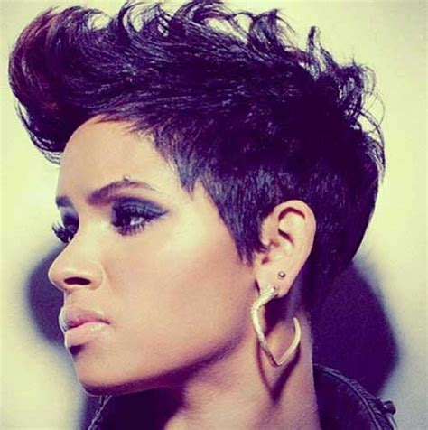 really cute pixie cuts for afro hair african american short hair styles the best short