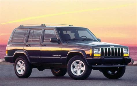 suv jeep 2000 2000 jeep cherokee information and photos zombiedrive
