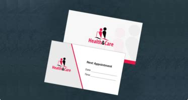 appointment card template psd 22 appointment card templates free psd pdf design ideas