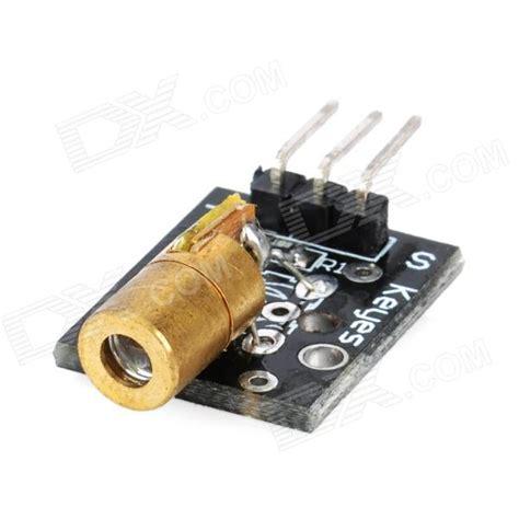 laser diode sensor module 650nm laser diode module for arduino free shipping dealextreme