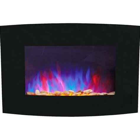 Electric Fireplace Effect by Modern Electric Fireplace Heater Place Effect