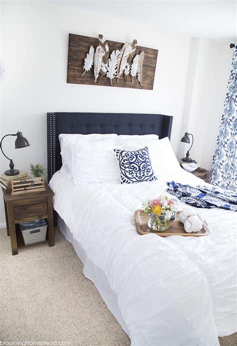 hunting for girls bedroom ideas via internet elliott modern farmhouse guest bedroom makeover blooming homestead
