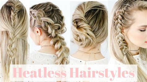 heatless hairstyles 1361 best images about hallowed hair on pinterest