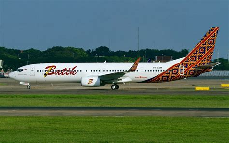 batik air id 7157 yes batik air buka rute chennai india bali fajar