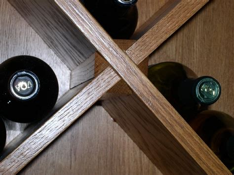 The Rack Hours Dempsey Woodworking Wine Rack