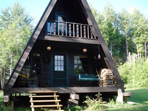 aframe homes a frame house c pinterest