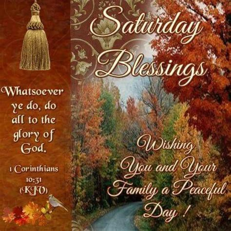 saturday blessings pictures   images  facebook tumblr pinterest  twitter