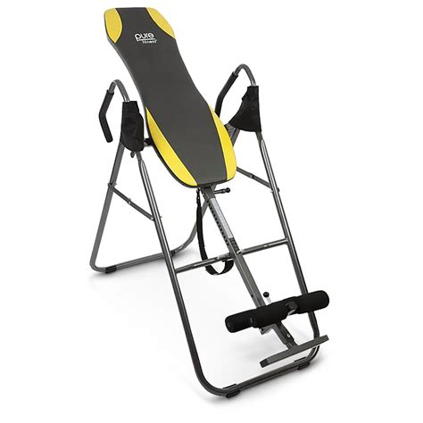 inversion bench best fitness inversion table 152443 inversion therapy