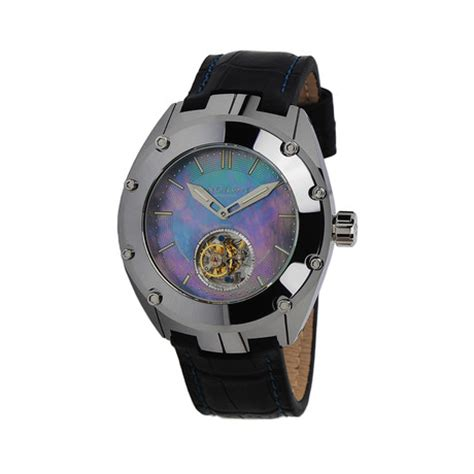 android usa watches virtuoso tungsten t 100 automatic tourbillon limited edition android usa touch of modern