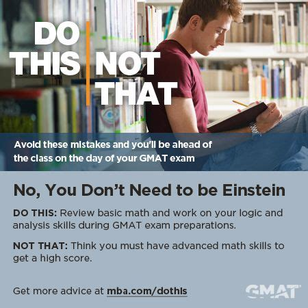 Do You Need An Mba To Get A Dba by Do This Not That No You Do Not Need To Be Einstein For
