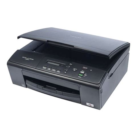 Printer Dcp J140w Buy Dcp J140w Multifunction Inkjet Printer Black At Best Price In India On