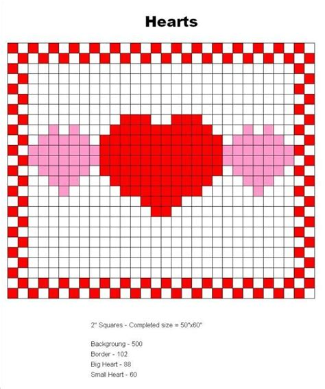 cross stitch templates free cross stitch hearts template s day