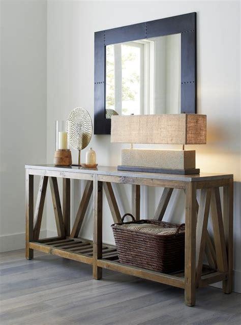 tavolo ingresso tavolo consolle da ingresso stile in legno shephard xlab