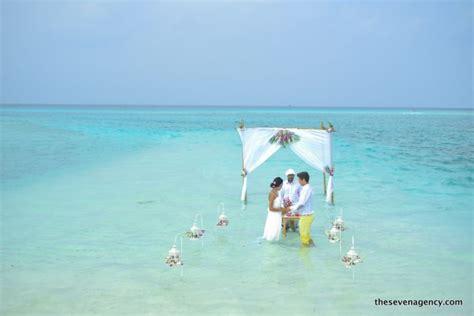 Maldives Wedding Glass Aisle by Image Gallery Maldives Wedding