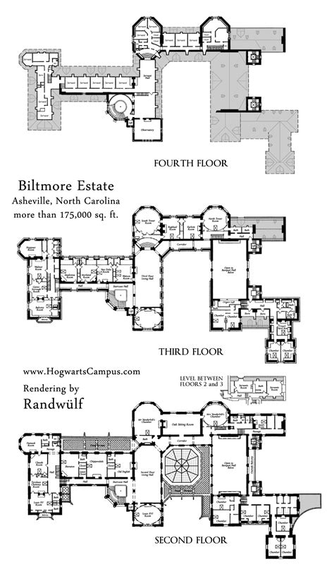 biltmore floor plan biltmore estate floor plan