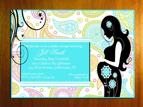 printable invitation cards for baby shower 9 best images of free printable boys baby shower