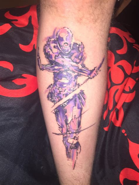 metal tattoo metal gear solid