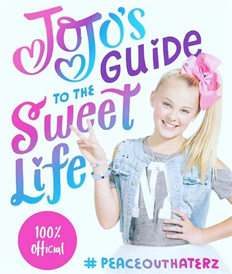 be you activity book jojo siwa books jojo siwa on quot i wrote a book i m excited