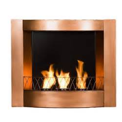 jwf50585 copper finish wall mount only fireplace gel