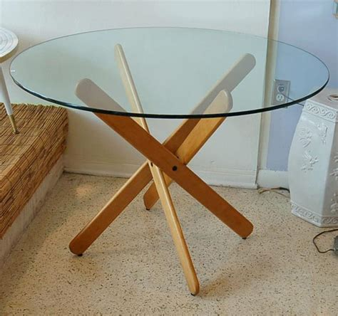 Miami Home Decor fun popsicle stick table by dan droz at 1stdibs