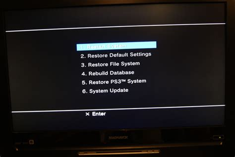 reset ps3 video to hdmi how to install playstation 3 custom firmware run homebrew
