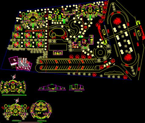 salon layout dwg spa 59630 autocad projects projects dwg free dwg