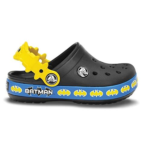 Crocs Batman 1 buy crocs batman clog from bed bath beyond