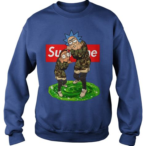 Sweater Rick And Morty Nes Cartridge rick and morty supreme hoodie sweater sleeve t shirt