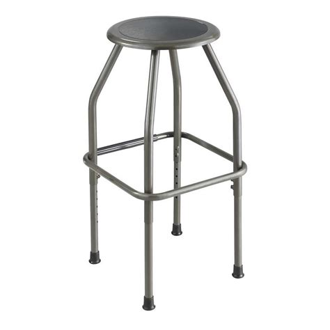 Safco Stools by Safco Diesel 22 Quot 30 Quot Adjustable Height Stool 6666