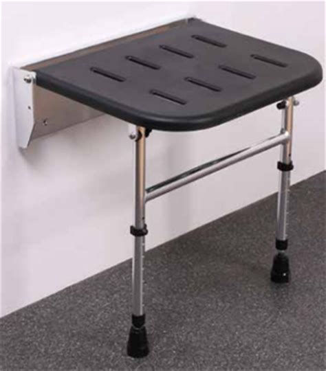 black shower bench black shower seat premium