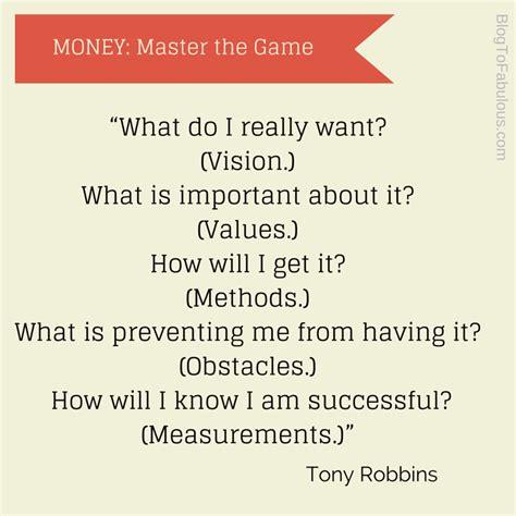 Money Master The to fabulous tony robbins money master the 7