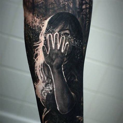 tattoo realism a fantastic b g tattoo by iwan yug really like the