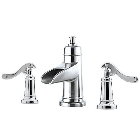What Is A Widespread Faucet by Polished Chrome Ashfield Widespread Bath Faucet Lg49